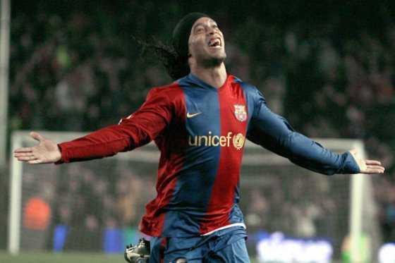 «Juega con alegría. Juega libre»: La emotiva carta de Ronaldinho