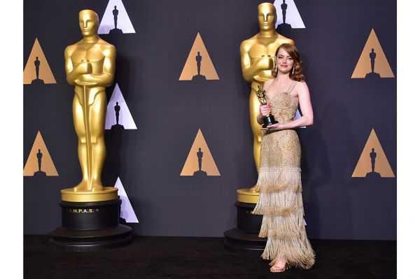 Emma Stone pone en duda el error de los Óscar