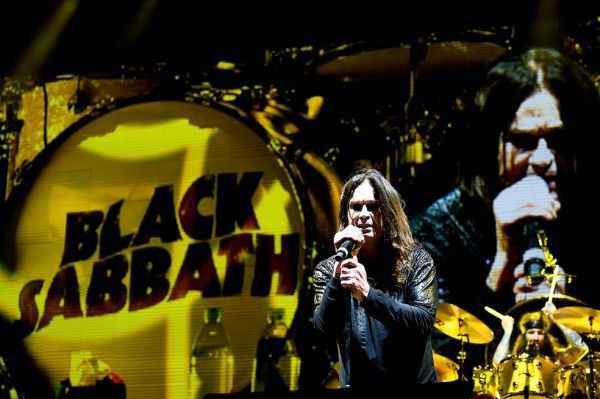 Black Sabbath ofrece el último concierto de su historia