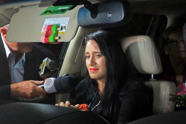 El drama de la azafata que sobrevivió al accidente del Chapecoense