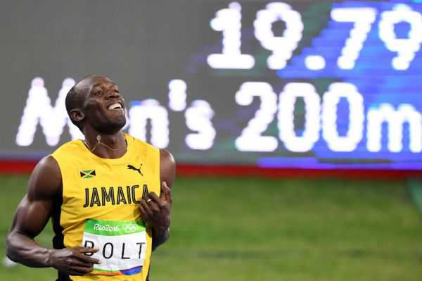 Bolt: «La inmortalidad es para mí todo»