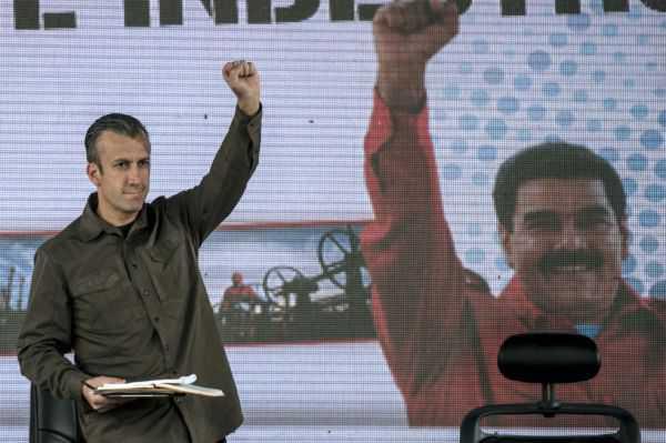 Vicepresidente venezolano considera sanción de EE.UU. como una «miserable provocación»