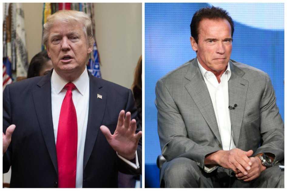 Schwarzenegger no presentará más «The Celebrity Apprentice» tras enfrentamientos con Trump
