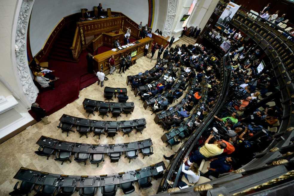 Tribunal Supremo ya era parlamento «de facto» en Venezuela