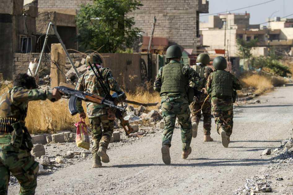 Combates en el norte Siria tras conquista de aeropuerto del Estado Islámico