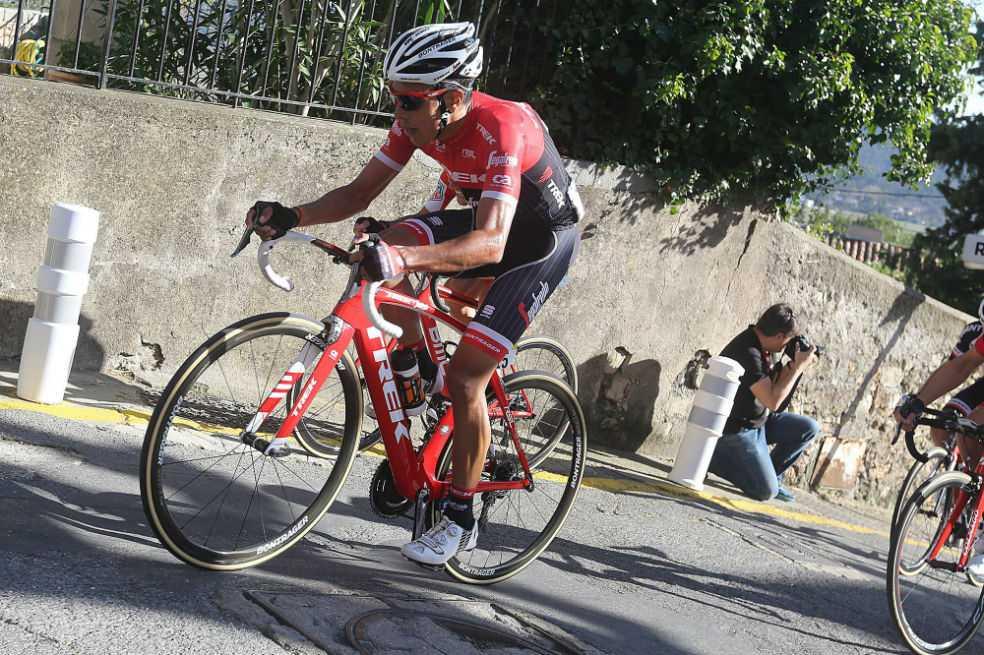 Jarlinson Pantano, décimo en la general de la Vuelta a Cataluña