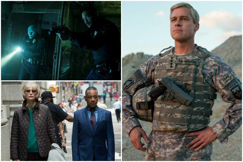 Brad Pitt, Tilda Swinton y Will Smith se van para Netflix