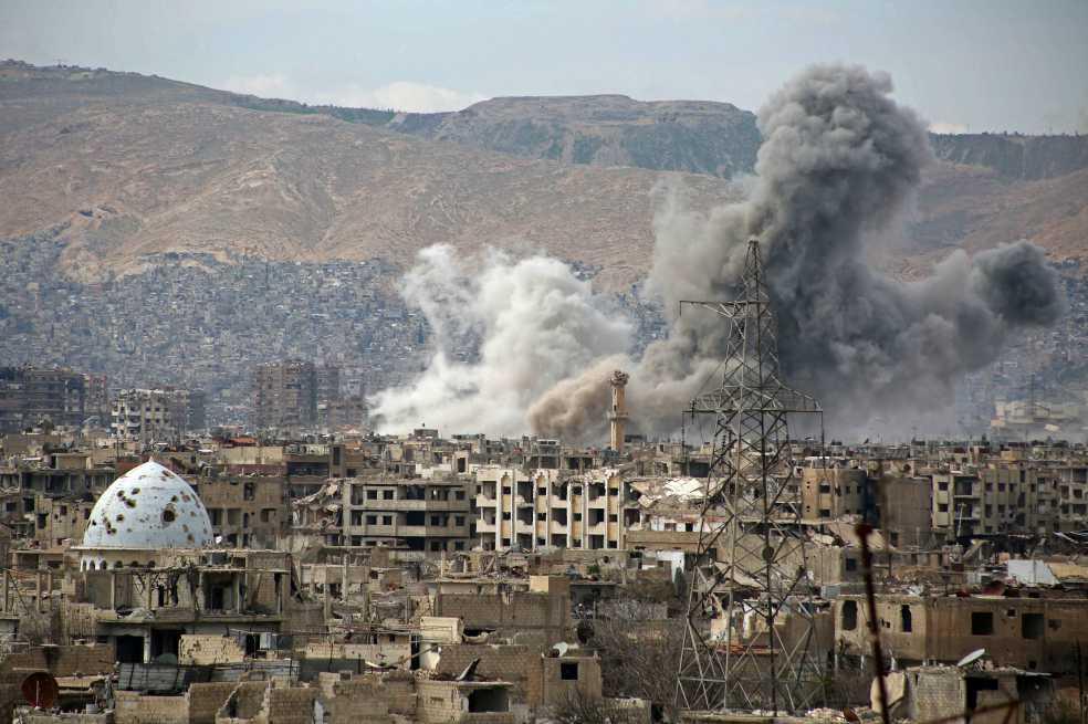 Estados Unidos asesinó a 30 refugiados en Siria: ONG