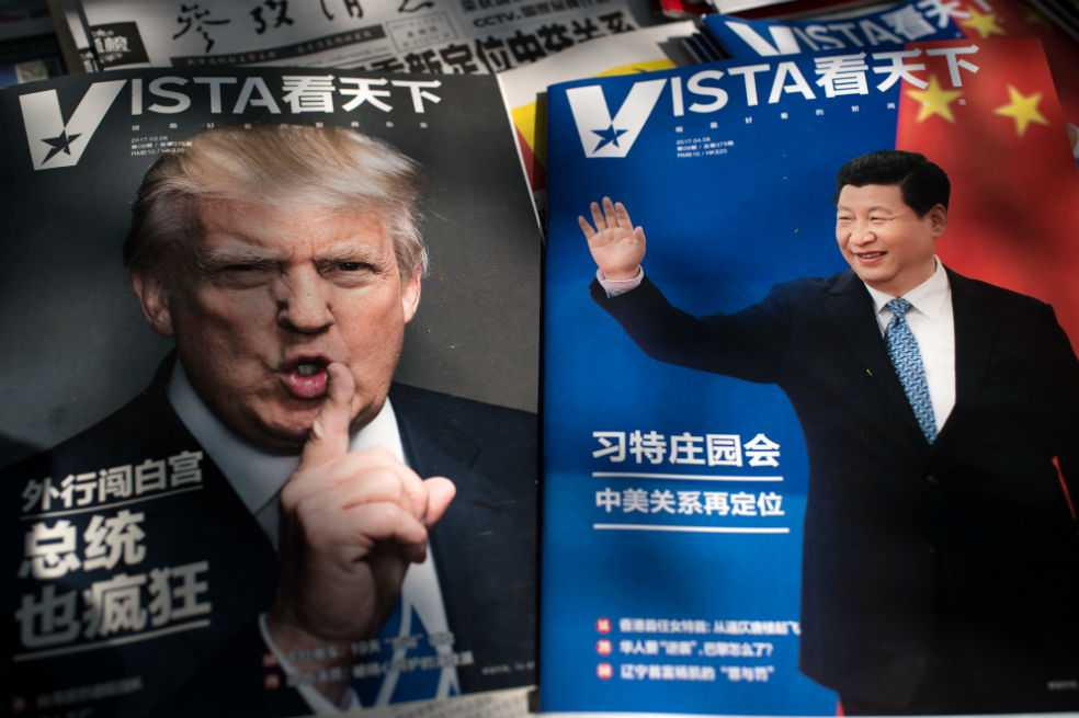 Reunión entre Trump y Xi Jinping: cinco asuntos espinosos