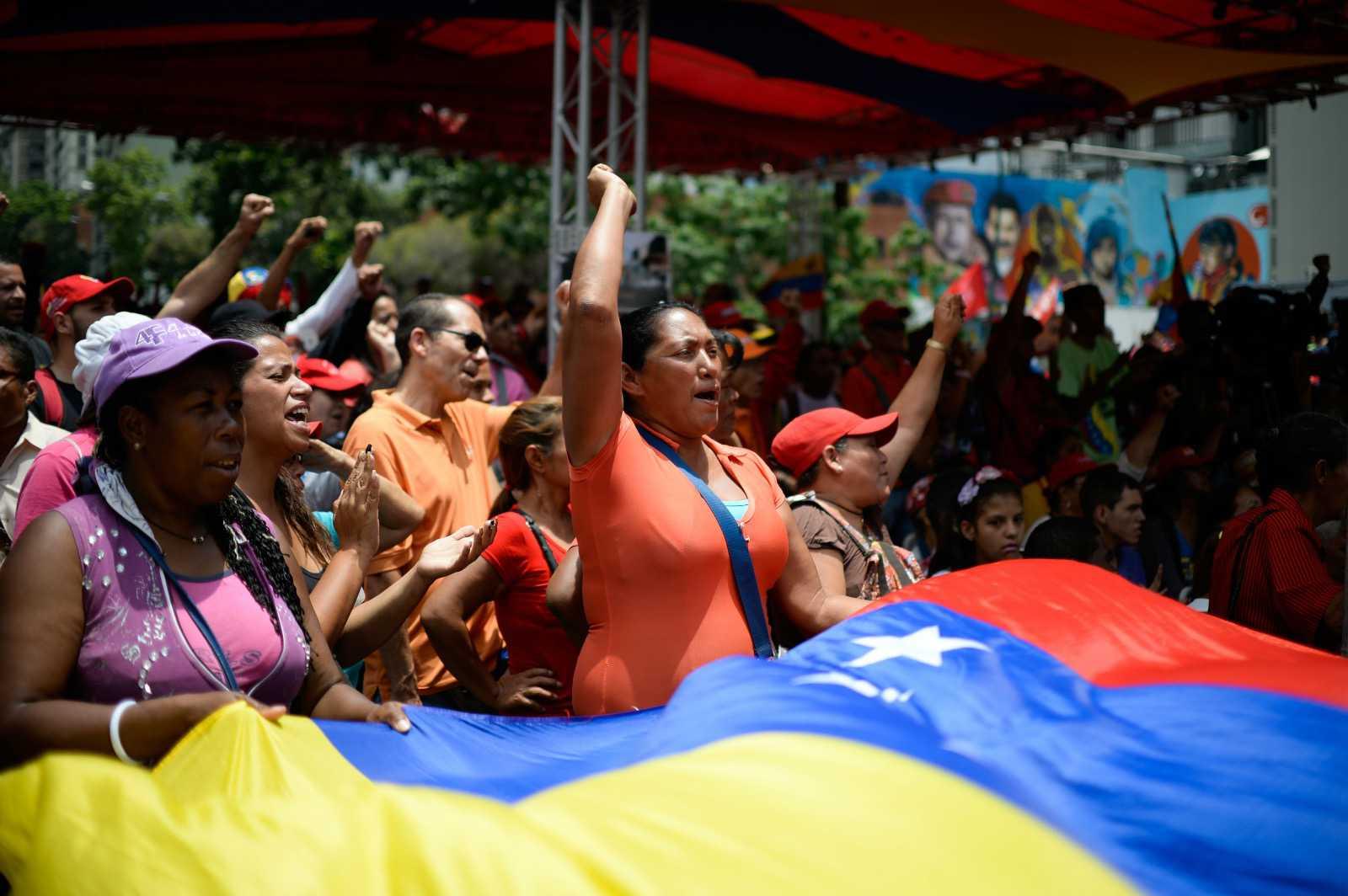 Las protestas en Venezuela cobran su quinta víctima mortal