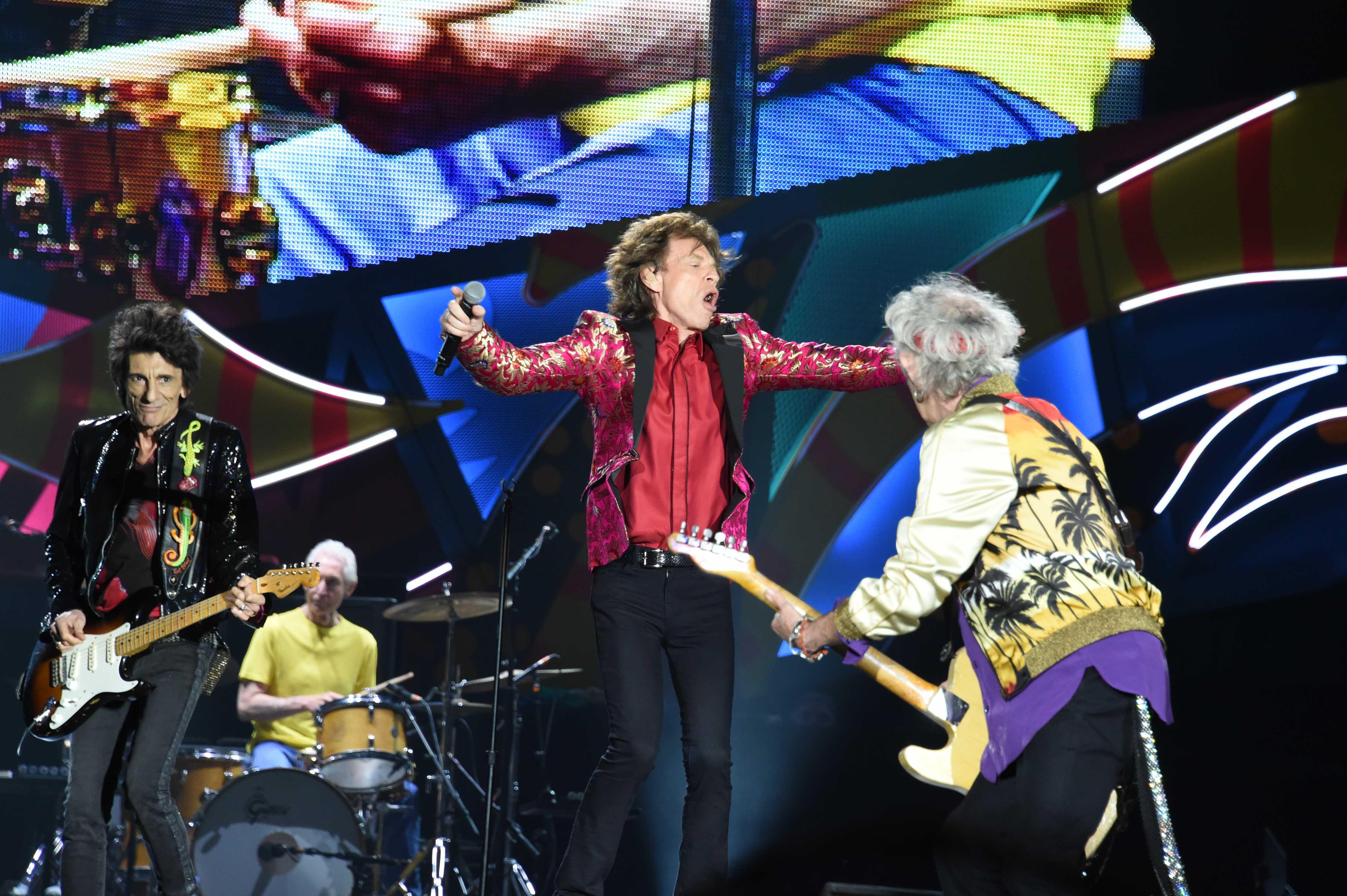 Rolling Stones anuncia gira europea 2017