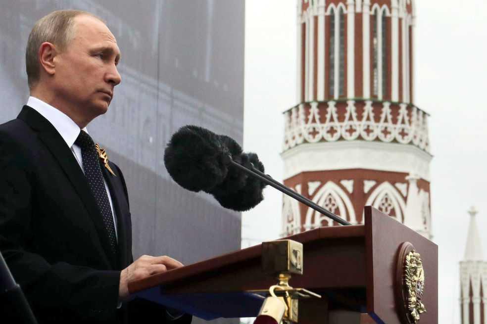Putin pide al mundo unirse contra el «terrorismo»