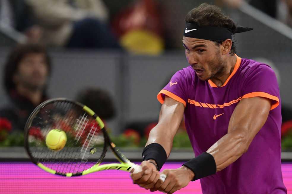 Nadal y Djokovic se citan en las semifinales de Madrid