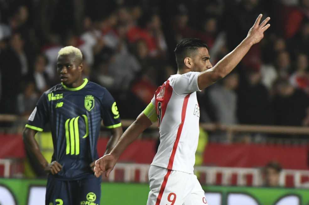 Mónaco propondrá la renovación a Radamel Falcao