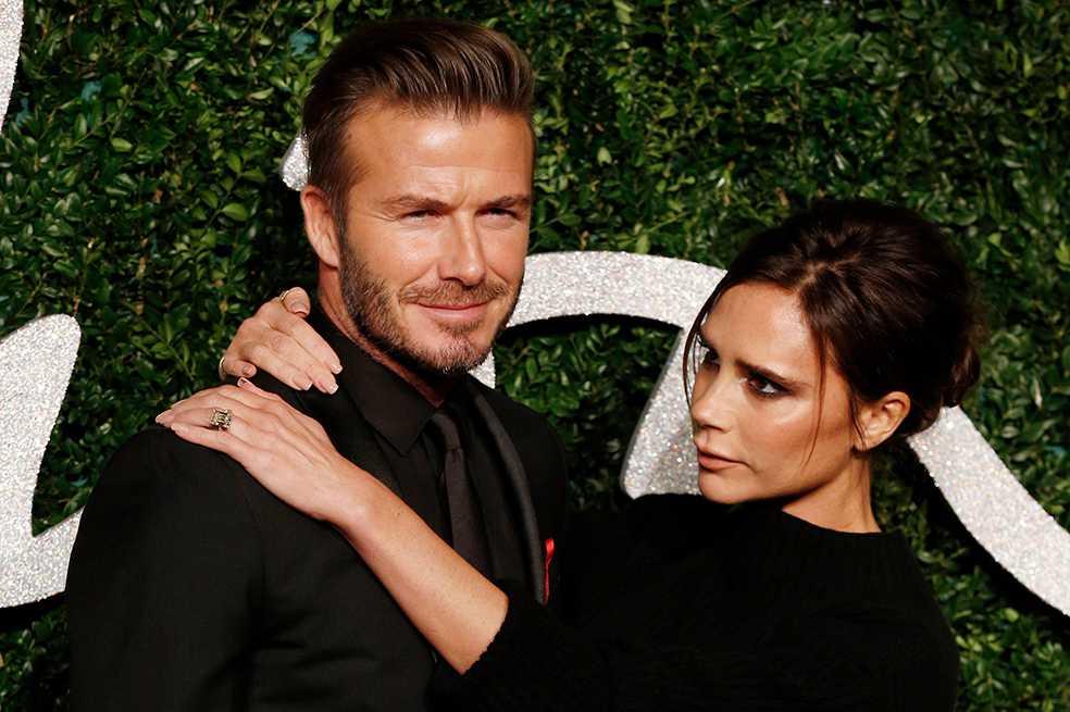 David Beckham busca una isla privada para regalársela a su esposa Victoria