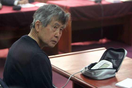 La salud de Fujimori empeora, entró a cuidados intensivos