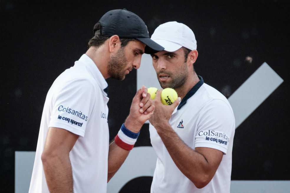 Cabal y Farah avanzaron a octavos de final en Roland Garros