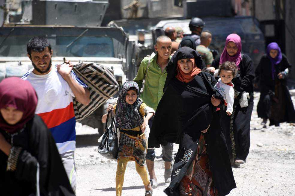 """Testimonio desde Mosul: """"No hay héroes, sólo víctimas"""""""