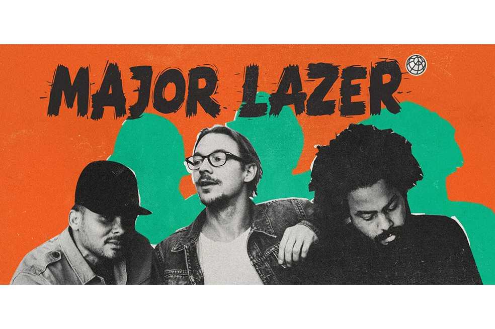 Major Lazer prueba con el español y el reguetón junto a J Balvin