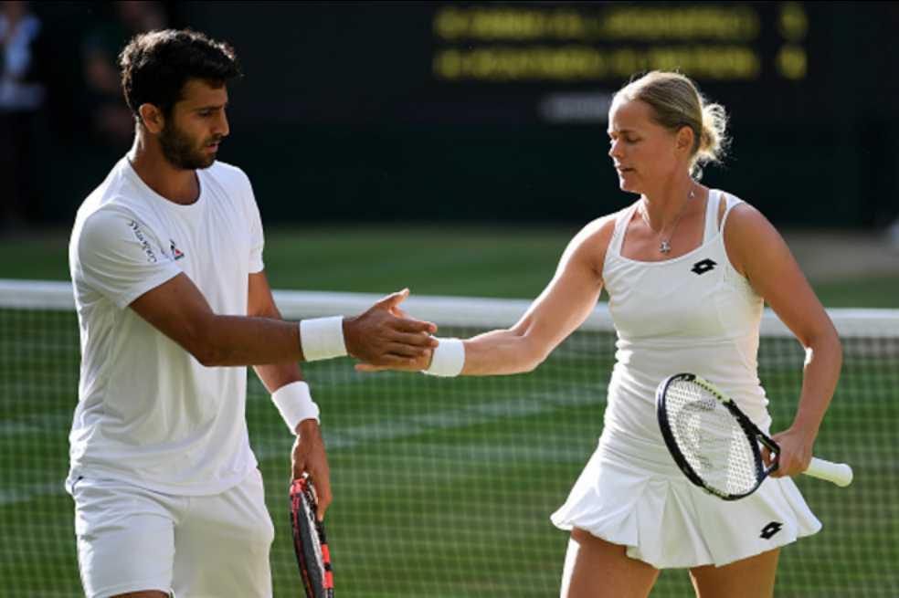 Robert Farah jugará la final de dobles mixtos del Roland Garros
