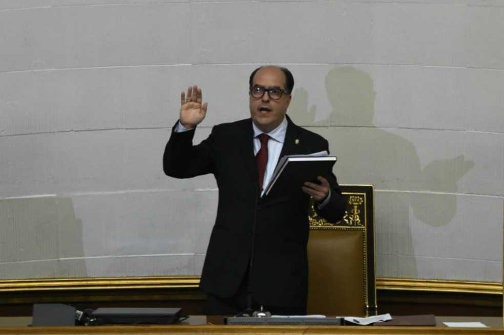 Cuba, Venezuela y el Eln están en aprieto: presidente de la Asamblea de Venezuela