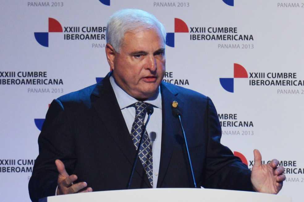 Arrestan en EE. UU. a Ricardo Martinelli, expresidente de Panamá