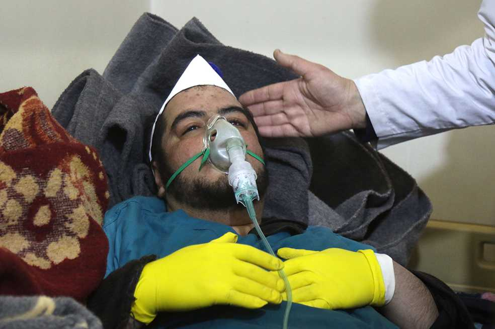 Confirman uso de armas químicas en Siria en abril pasado