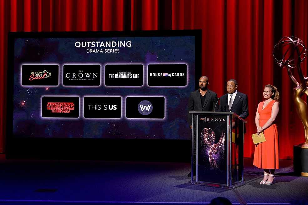 Ante ausencia de «Game of Thrones», «Westworld» lidera nominaciones de Premios Emmy