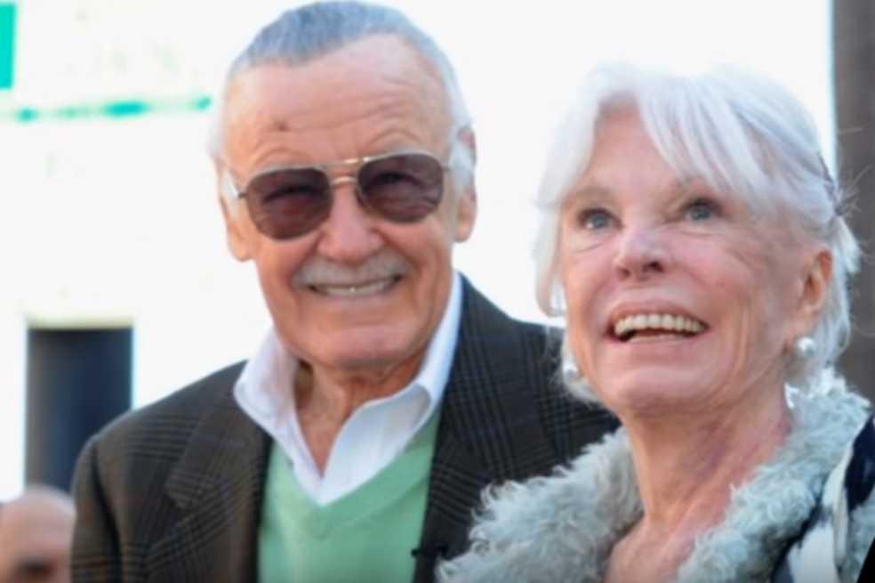 Muere Joan Lee, esposa de la leyenda del cómic, Stan Lee