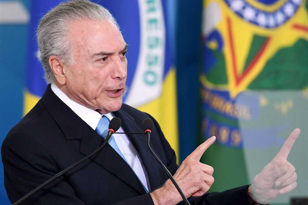 Sólo el 5% de brasileños aprueban a su presidente
