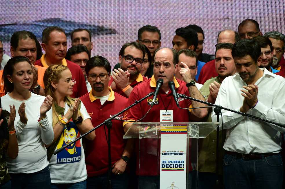 Paro cívico, el nuevo plan de la oposición venezolana