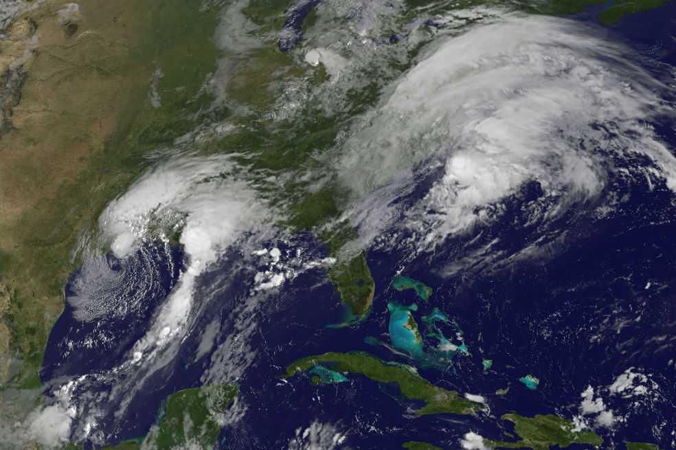 Organismo meteorológico mundial califica tormenta Harvey de «pesadilla total»