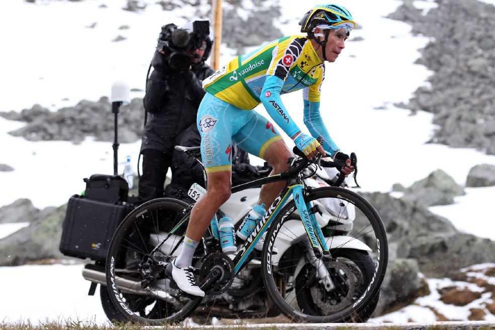 Miguel Ángel López logró el desquite en la Vuelta a España