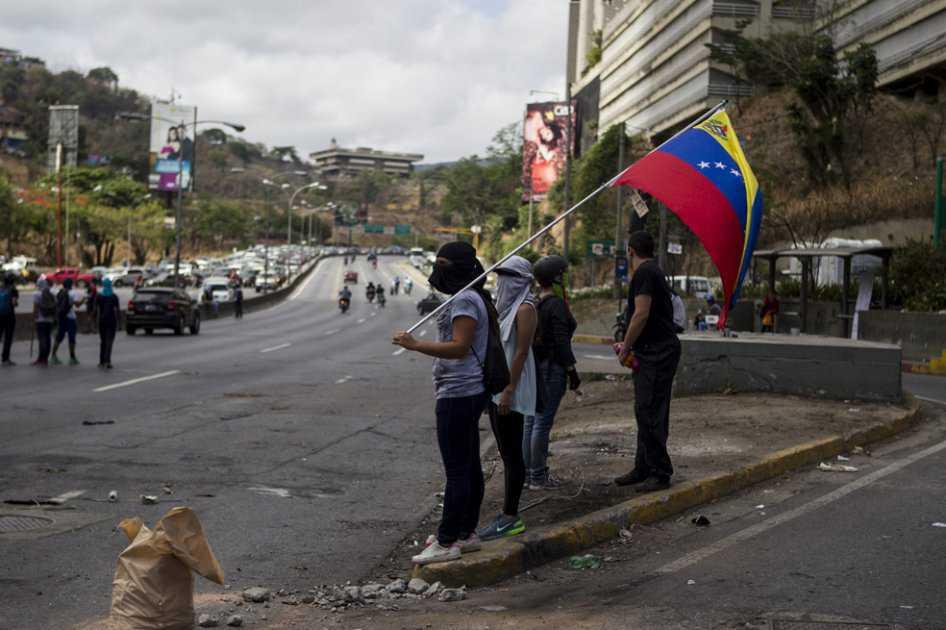 Rusia pide calma y respeto de la ley en Venezuela
