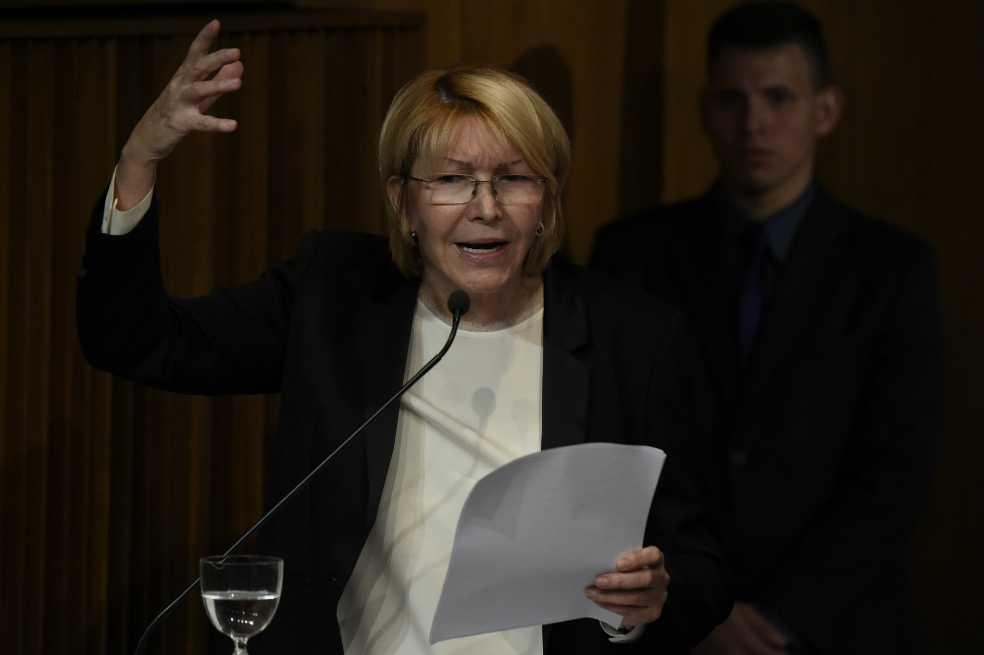 Luisa Ortega asegura que sigue siendo la Fiscal de Venezuela