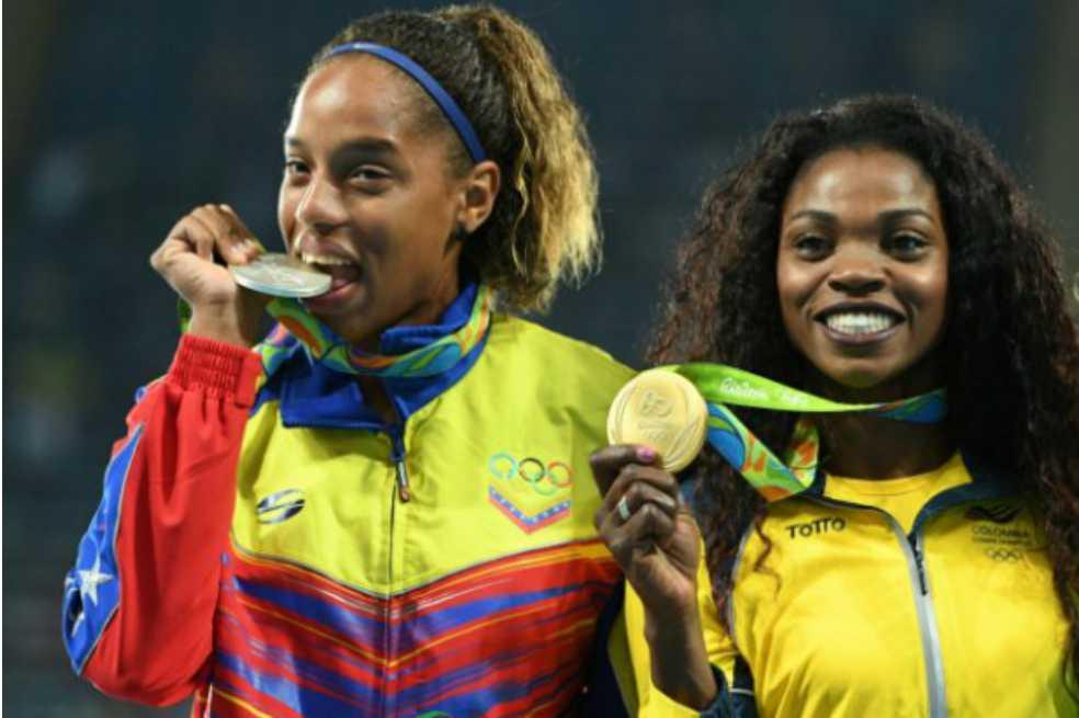 Rojas, el duelo sudamericano del Mundial de atletismo