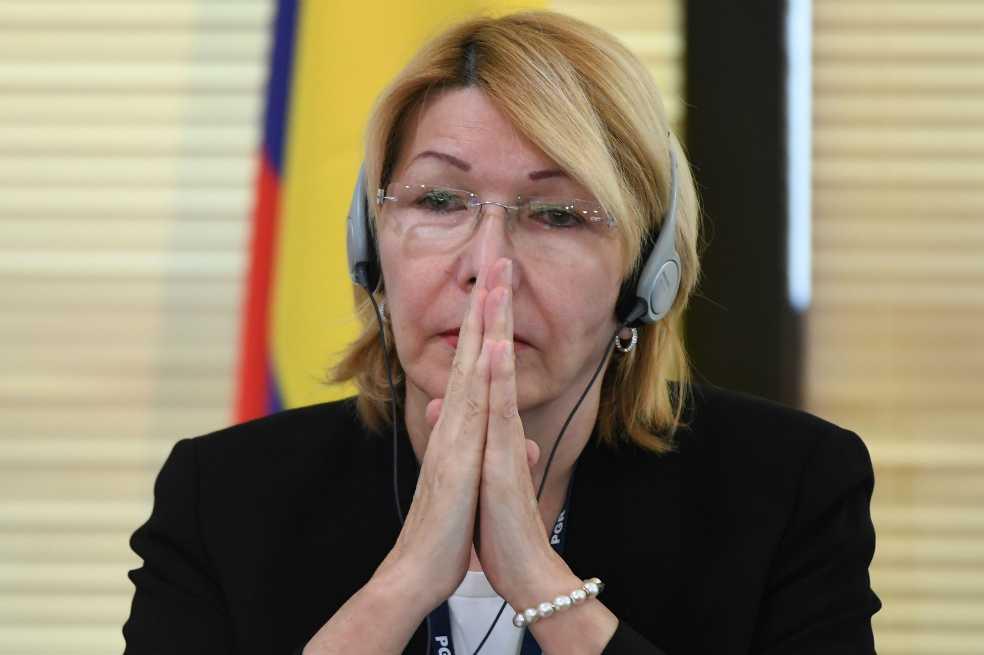 El gobierno de Venezuela contrató sicarios para matarme: Luisa Ortega