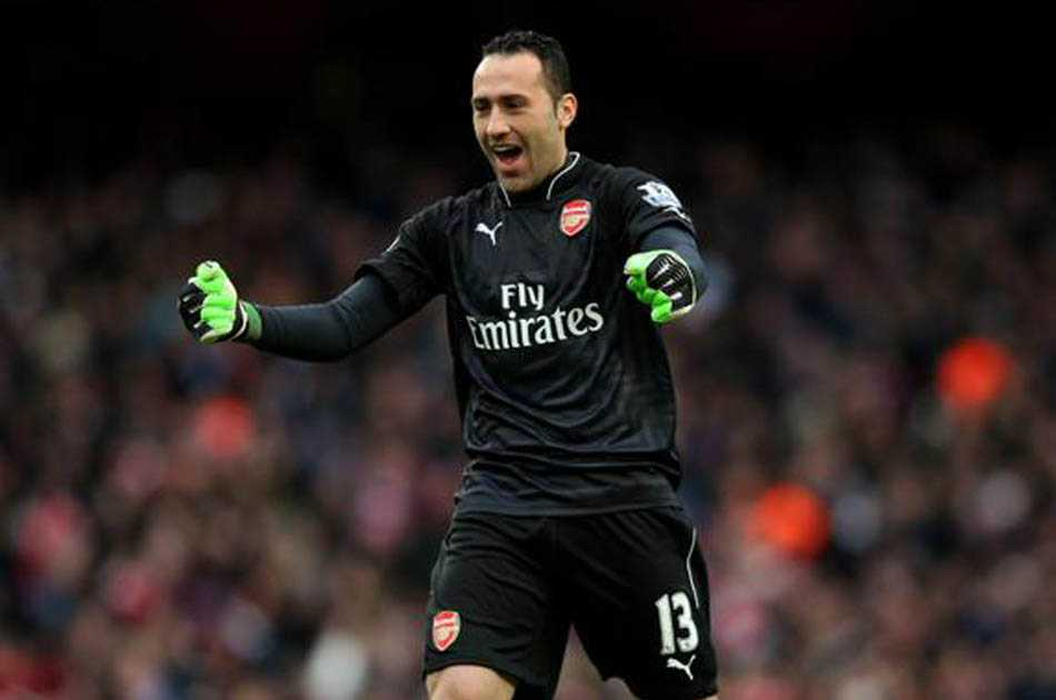 «No fue fácil convencer a David Ospina de quedarse en Arsenal»: Arsene Wenger
