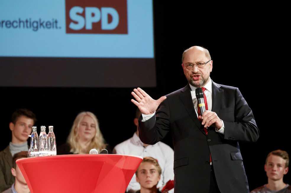 Martin Schulz, un socialdemócrata al asalto de la fortaleza Merkel
