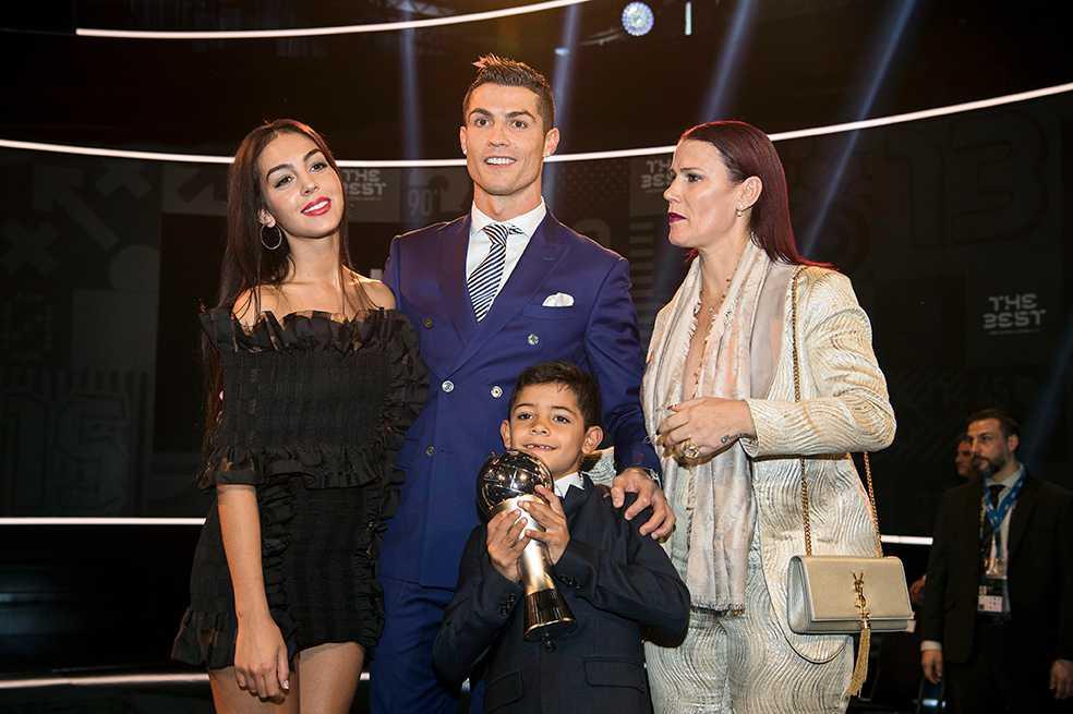 La vida no tan idílica de Georgina Rodríguez en la familia de Cristiano Ronaldo