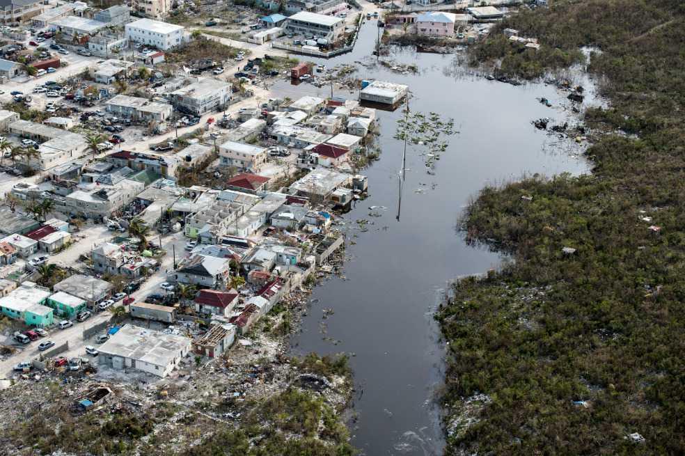 ¿Por qué Irma no fue tan catastrófico en Florida como se temía?