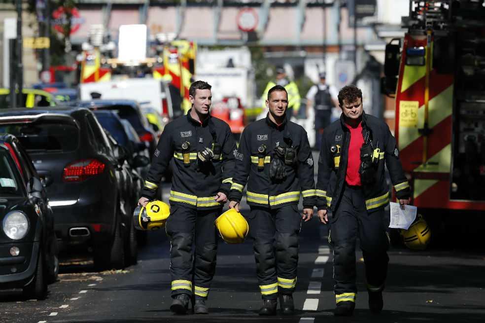 Detienen a un segundo sospechoso por el atentado de Londres
