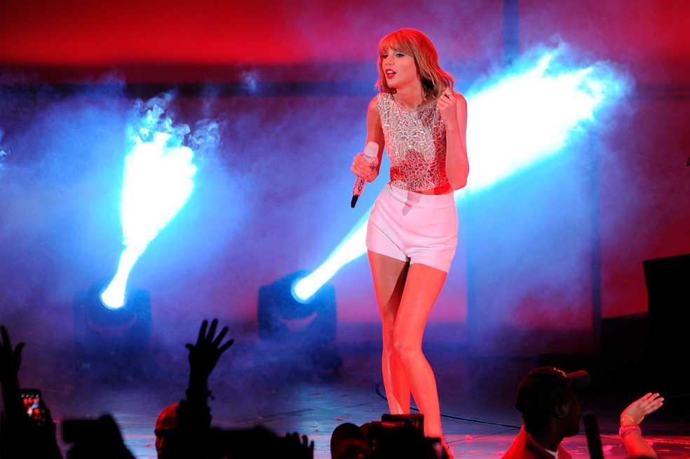 Taylor Swift estrena la canción «Gorgeous» y sus fans se empeñan en saber para quién es