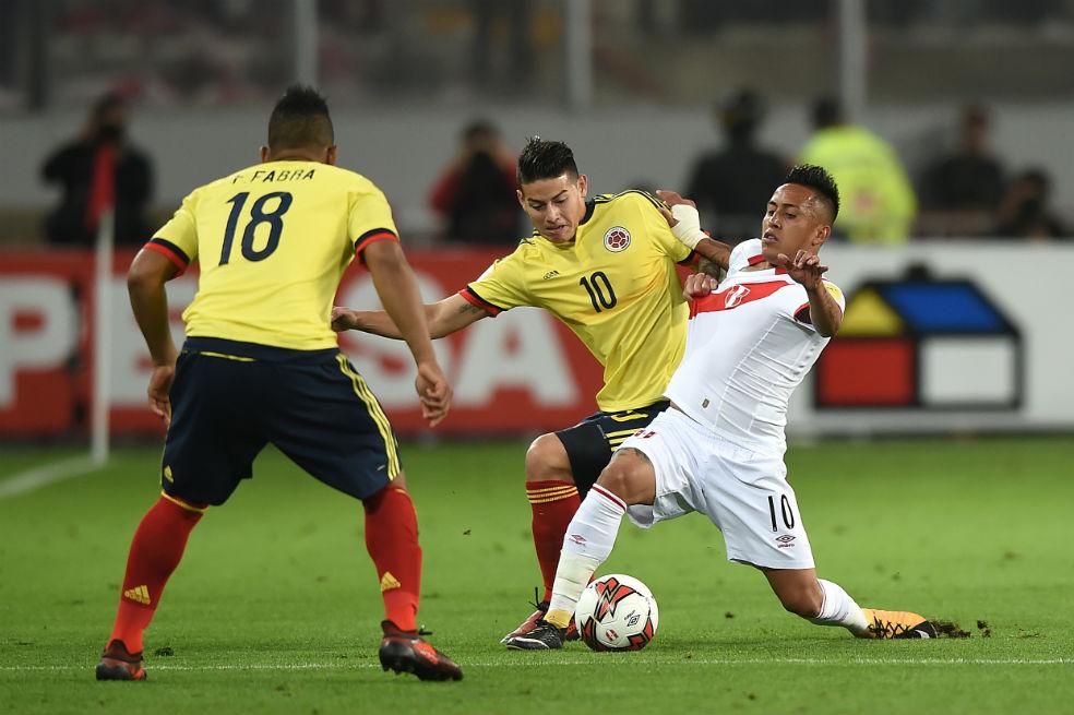 El paquete chileno: Fifa aceptó denuncia por supuesto arreglo entre Colombia y Perú