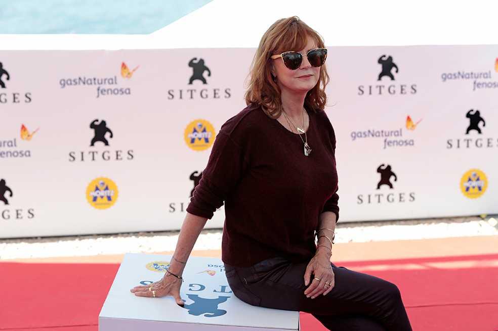 «En televisión hay más personajes femeninos arriesgados y poderosos»: Susan Sarandon