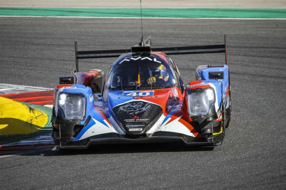 Yacamán logró un nuevo triunfo en el European Le Mans Series