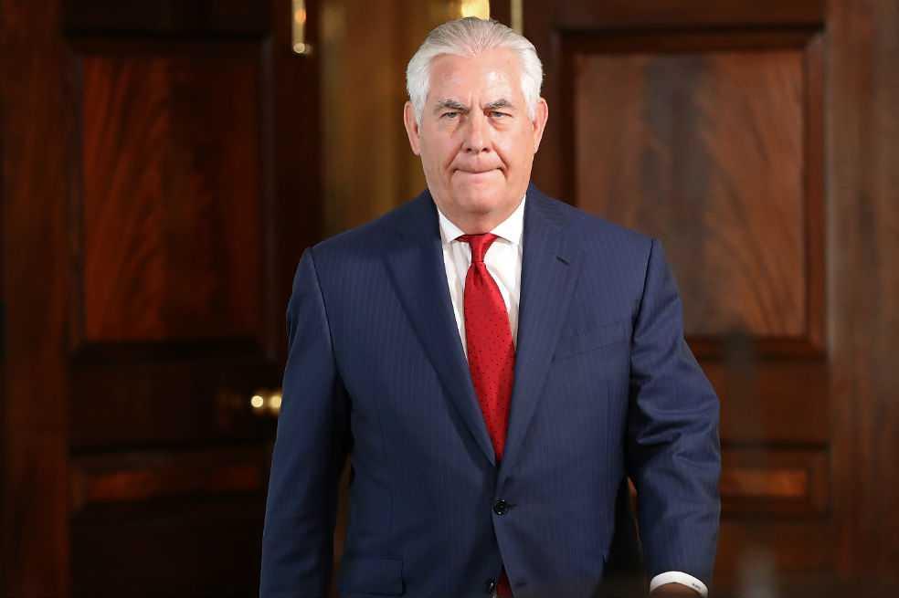 Hoy, en el diario de la Casa Blanca: el secretario de Estado le dice imbécil al presidente