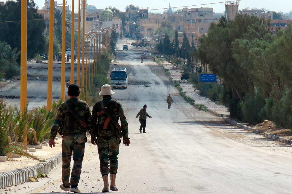 Irak reconquistó Rawa, última localidad en poder del Estado Islámico
