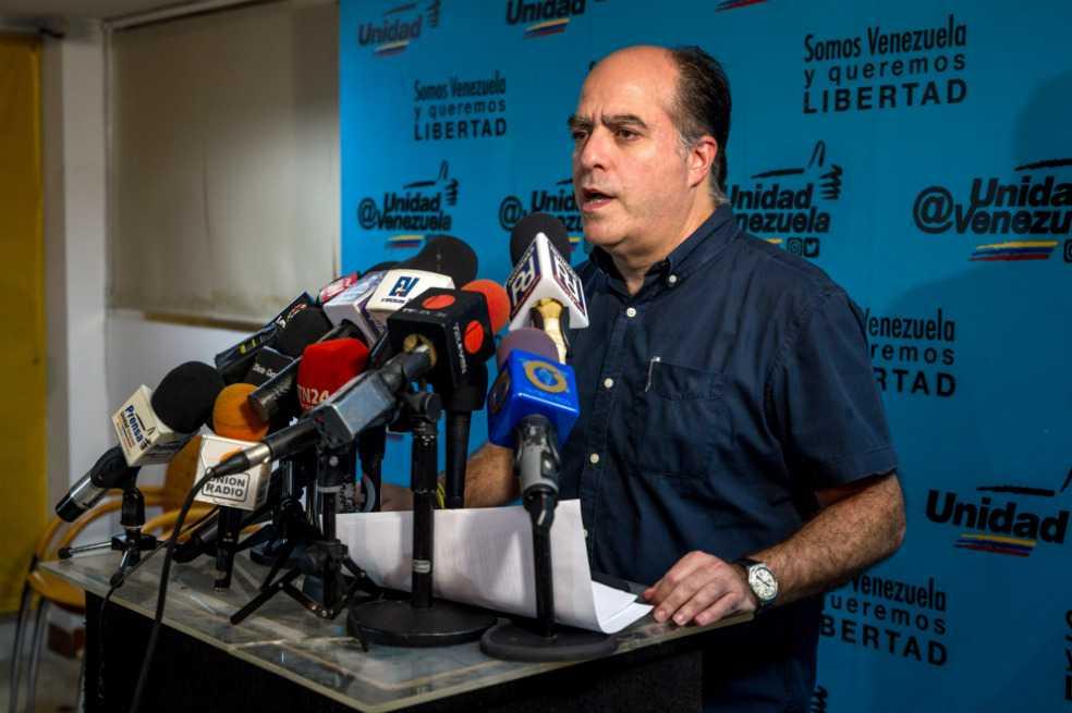 «Medida contra Guevara busca destruir el Legislativo»: Parlamento venezolano