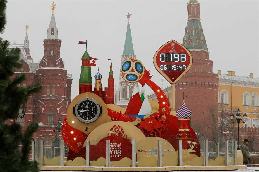 Conozca los detalles para el sorteo del Mundial Rusia 2018